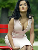 Paparazzi pictures of hot babe Salma..