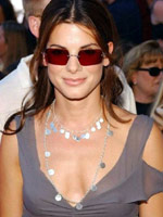 American actress Sandra Bullock in this..