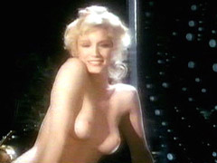 Fully nude Shannon Tweed spreads hairy..