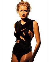 Sharon Stone. See samples video with..