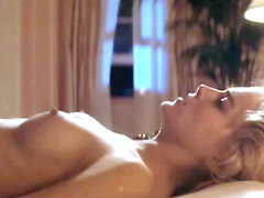 Sharon Stone having hot