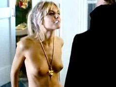 Fully nude celebrity Sienna Miller..