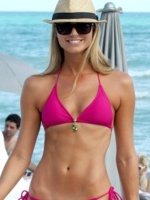Stacy Keibler. Discern samples pic with..