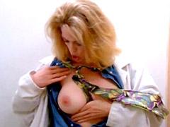 Stephanee LaFleur topless exposing her huge boobs