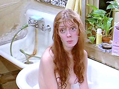 Unadorned Susan Sarandon beside naked..