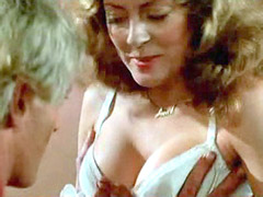 Busty Susan in sexual panties Sarandon..