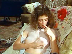 Busty Susan Sarandon spreads legs and..