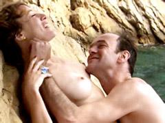 Valeria Bruni Tedeschi nude topless..