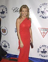 Vanna White. See samples video thither..